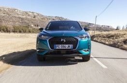 DS 3 Crossback, 2019, nose