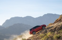 Land Rover Discovery Sport, 2019, off road, climbing