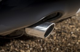 Land Rover Discovery Sport HSE TD4 e-Capability, exhaust