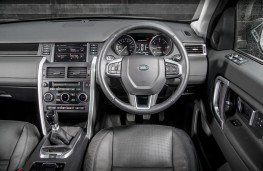 Land Rover Discovery Sport HSE TD4 e-Capability, interior