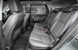 Land Rover Discovery Sport HSE TD4 e-Capability, rear seats