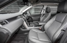 Land Rover Discovery Sport HSE TD4 e-Capability, front seats