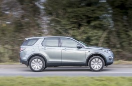Land Rover Discovery Sport HSE TD4 e-Capability, side
