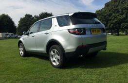 Land Rover Discovery Sport e-Capability, rear