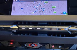 Land Rover Discovery Sport, 2019, display screen