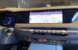 DS 4 Cross, 2021, display screen