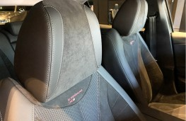 Land Rover Discovery Sport, 2019, rear seats