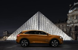 DS 7 Crossback, 2017, side