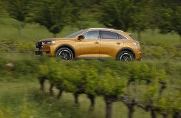DS 7 Crossback, side