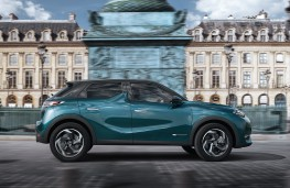 DS 3 Crossback, 2019, side
