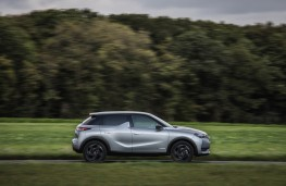 DS 3 Crossback E-Tense, 2019, side