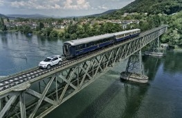 Land Rover Discovery Sport, pulling train