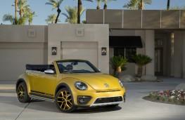Volkswagen Beetle Dune Cabriolet, front