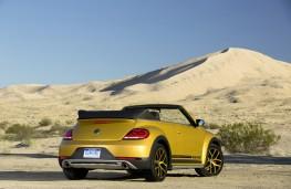 Volkswagen Beetle Dune Cabriolet, rear