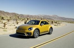 Volkswagen Beetle Dune, front