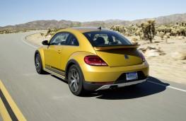Volkswagen Beetle Dune, rear