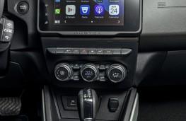 Dacia Duster, 2021, EDC gear lever and console