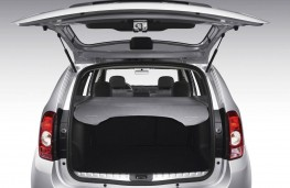 Dacia Duster, 2017, boot
