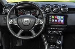 Dacia Duster, 2021, dashboard