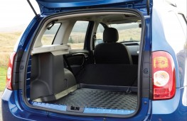 Dacia Duster, boot