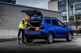 Dacia Duster Commercial, 2021, rear