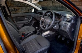 Dacia Duster, 2018, interior