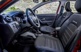 Dacia Duster, 2021, interior