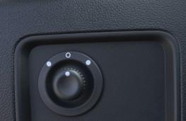 Dacia Duster, 2021, LPG selector button