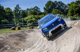 Dacia Duster, 2018, off road