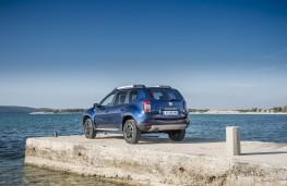Dacia Duster, 2017, rear
