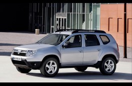 Dacia Duster, 2017, side