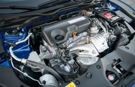 Honda Civic 1.6 I-DTEC, 2018, engine