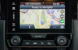 Honda Civic 1.6 I-DTEC, 2018, display screen