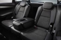 Skoda Karoq, rear seats