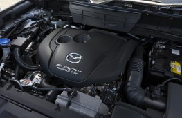 Mazda CX-5, 2017, SKYACTIV engine