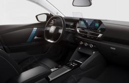 Citroen e-C4, 2020, interior