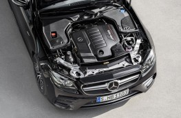 Mercedes E 53 Coupe, 2018, engine