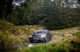Mercedes-Benz E-Class All-Terrain, 2018, front