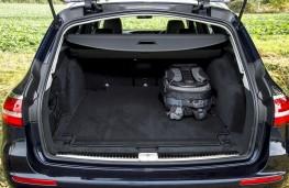 Mercedes E-Class Estate, 2016, boot