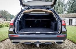 Mercedes-Benz E350 d 4Matic All-Terrain, 2017, boot