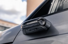 Honda e, 2020, door mirror camera