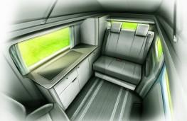 LEVC e-Camper, 2021, interior