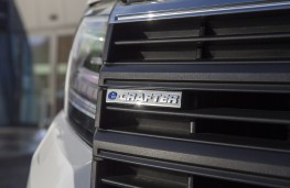 Volkswagen e-Crafter, 2019, badge
