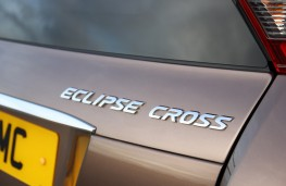 Mitsubishi Eclipse Cross, badge