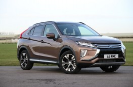 Mitsubishi Eclipse Cross, front, static