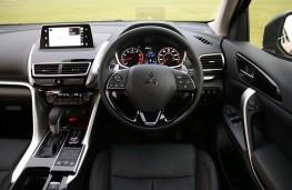 Mitsubishi Eclipse Cross, interior