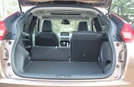 Mitsubishi Eclipse Cross, boot, seats folded