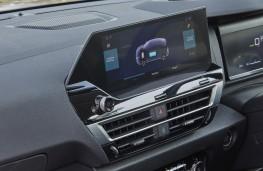 Citroen e-C4, 2021, display screen