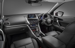 Mitsubishi Eclipse Cross, 2017, interior