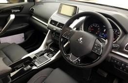 Mitsubishi Eclipse Cross, interior, auto